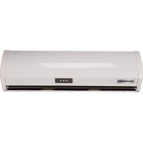 Strongway Air Curtain - 36in. 1/2 HP, 110/120 Volts, 816 CFM, 2 Speed
