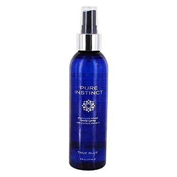 Pure Instinct Pheromone Body Spray True Blue 177 ml   6 Fl Oz