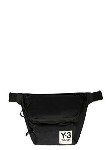 Luxury Fashion | Adidas Y-3 Yohji Yamamoto Heren FH9255 Zwart Nylon Heuptas | Herfst-winter 19