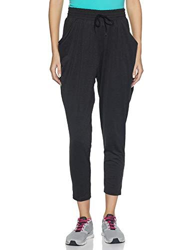 Puma Soft Sports Drapey Pants Pantalon De Jogging Femme, Black Heather, M