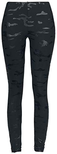 Black Premium by EMP Built for Comfort Frauen Leggings schwarz 3XL