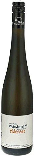Weingut Rudolf Fidesser Grüner Veltliner Platter Rieden 2019 Weinviertel Bio Wein trocken (1 x 0.75 l)