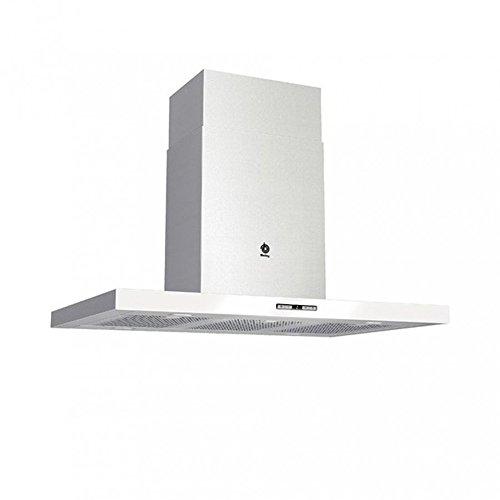 Balay 3BI897BC - Campana (870 m³/h, Canalizado/Recirculación, 340 m³/h, 43 dB, 49 dB, 54 dB)