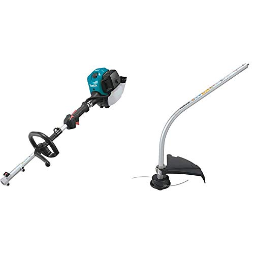 Why Choose Makita EX2650LH 25.4 cc MM4 4-Stroke Couple Shaft Power Head and ER400MP Curved String Tr...