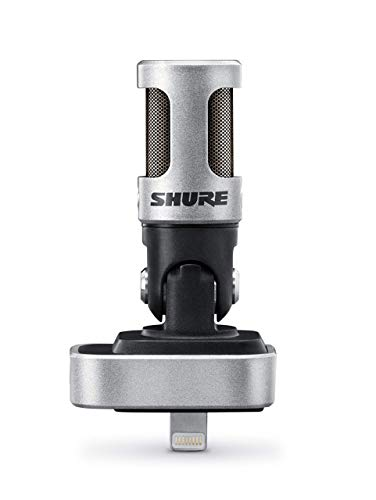 Shure MV88 iOS Digital Stereo Condenser Microphone (Renewed)