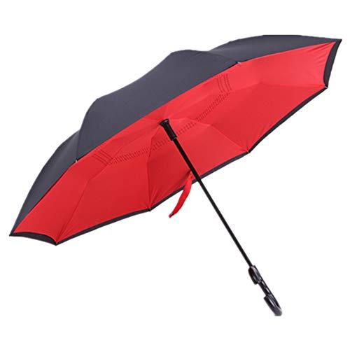Paraguas invertido invertido asa C Bolsa Asas - Protección