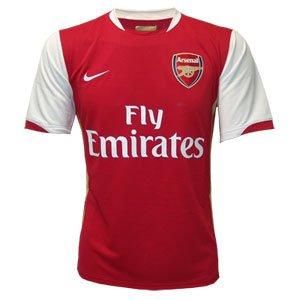 Nike Arsenal Soccer Jersey (Home 2006/07) (XL)