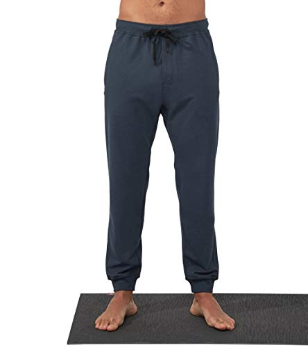 Manduka Performance Yoga Jogger - Relaxed Fit - Dark Sapphire - Large