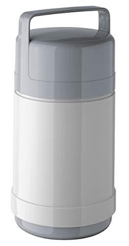Helios Picnic Speisegefäß, Kunststoff, grau, 1 Liter