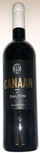 Dalton Canaan red (Wein aus Israel) 6er Karton