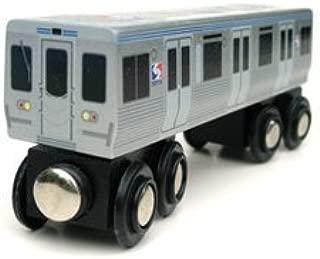 SEPTA Market-Frankford Line M-4 Rapid Transit Car