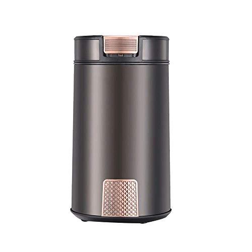JOLLY Kaffeemühle Elektrische Gewürzmühle, Edelstahl Klingenmühle für Kaffeebohne Samen Gewürz Kräuter Pfeffer, 60g Große Kapazität