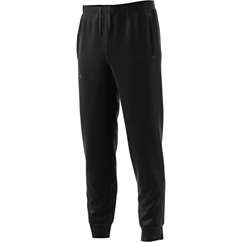 adidas Essentials Pantalones de chándal para hombre -  Negro -  Small