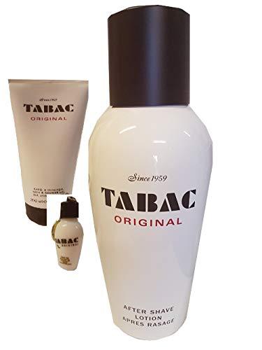 Tabac Original Factice, Duschgel und Schlüsselanhänger mit 4 ml EDT (3-tlg.Set)
