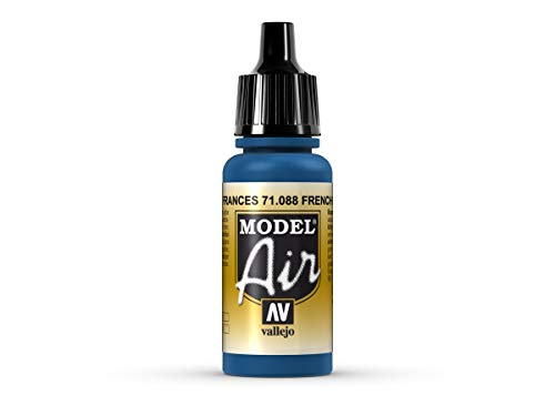 Farbe Vallejo Model Air 71088 French Blue (17ml)
