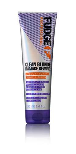 Conditioner by Fudge Clean Blonde Damage Rewind Violet-Toning Conditioner 250ml