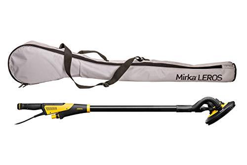 Mirka LEROS 950 CV Wand- und Deckenschleifer 350W 5,0mm Hub 225mm (MIW9502022BA) in Tragetasche + Netzschleifmittel