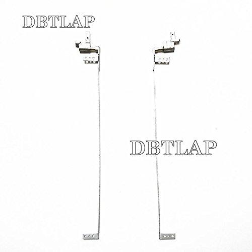 DBTLAP Ordenador portátil Bisagras de LCD para ASUS X53 X53E X53KA X53L X53S X53SA X56 X56A X56S X56V X56T 13GNL110M011-4 13GNL110M021-4
