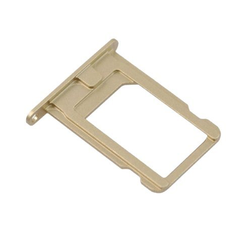BisLinks nuevo Dorado Nano tarjeta Sim Para tarjetero de repuesto Para iPhone 5S