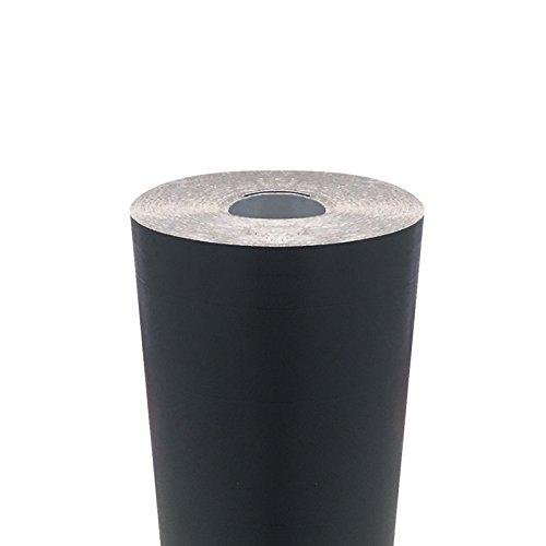 MTK350 | Milchtütenkarton 38m x 130 cm | 2-seitig PE-beschichtet | Recycling-Ware | grau/grau | Abdeckkarton zum Schützen und Abdecken