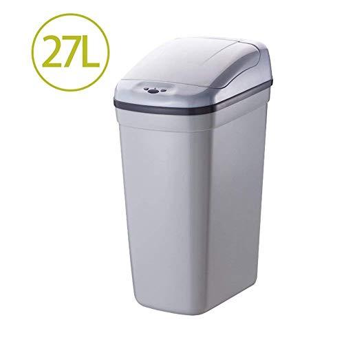 GWFVA vuilnisbak, slimme vuilnisbak, keuken openbare keuken keukengerei keukengerei mand openbare capaciteit 20L / 27L mand (grootte: 26.9 * 36.9 * 59.3CM)