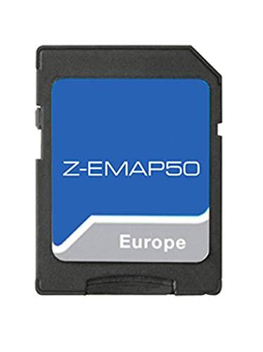 Zenec Z-EMAP50 MicroSD-kaart (8 GB) met GPS-navigatiesysteem, 47 EU-landen