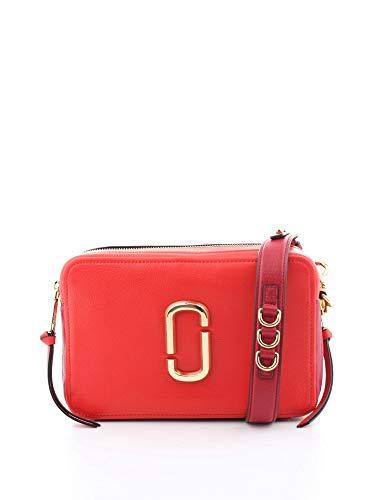 Marc Jacobs Luxury Fashion Damen M0014592936 Rot Schultertasche | Frühling Sommer 20