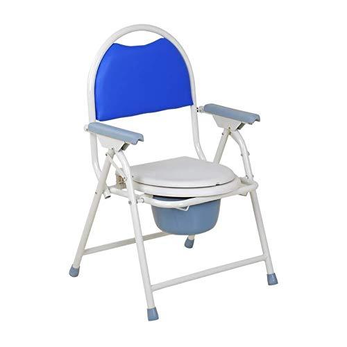 RRH-Bathroom Wheelchairs Bedside Commodes Sedan Chair Collapsible Elderly Reinforcement Pregnant Women Anti-skid Household Disabled Toilet Seat Elderly Toilet Seat With Toilet Bath chair, commode, fol