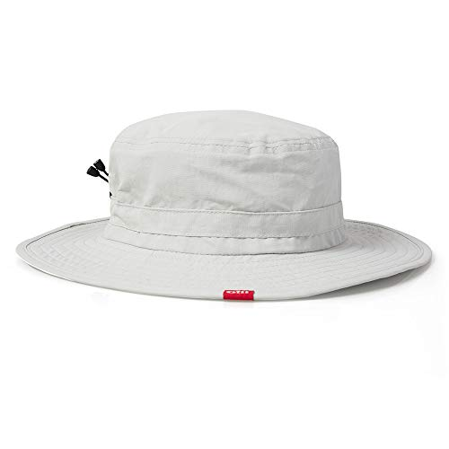 Gill Technical Sailing Sun Hat Silver 140 Size-- - Large