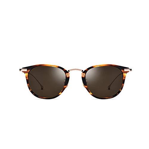 BESTSOON Protección UV de Estilo clásico Gafas Unisex Gafas de Sol polarizadas...