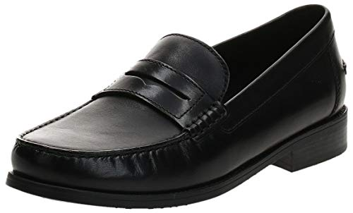 Geox Herren U NEW DAMON B Slipper, Schwarz (Black C9999), 44 EU