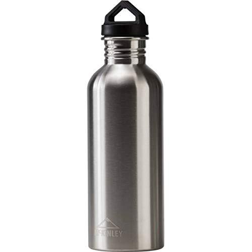 McKINLEY Unisex– Erwachsene Trinkflasche-276047 Trinkflasche, Silber, 1,00
