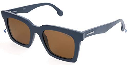 Carrera 5045-S-RCT-50 Gafas de sol, Azul, 50 Unisex