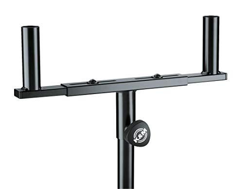 Konig & Meyer 24105-000-55 Horquilla de montaje de altavoces - Negro