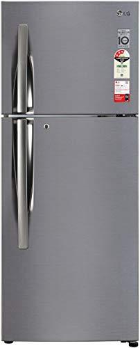LG 260L 3 Star Smart Inverter Frost-Free Double Door Refrigerator