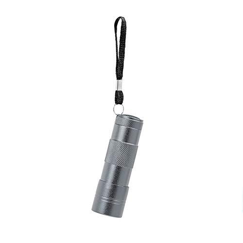 UHKL Linterna LED portátil de uñas de la lámpara mini máscara de gel de uñas de secado rápido lámpara herramienta