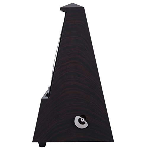 Piano práctico para guitarra Instrumento de batería de piano para niños y principiantes(Red wood grain)