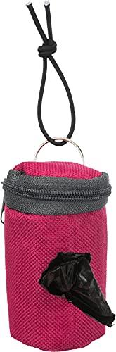 Trixie 22841, dispensador para bolsas enrolladas, con bolsitas, M (3 L), various colores