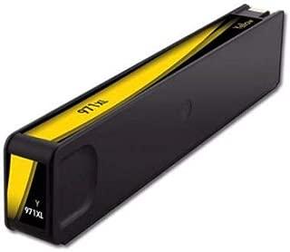 1 x Compatible HP 971XL Yellow Ink Cartridge CN628AA