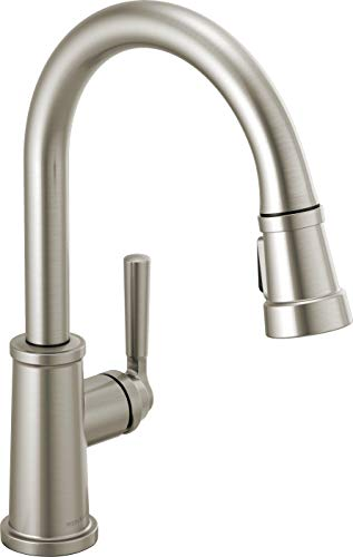 pull down kitchen faucet peerless - 4