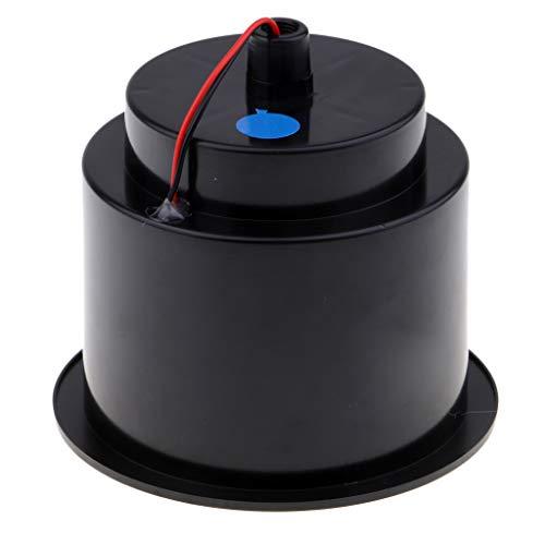 Sharplace 12v Bleu LED Porte-gobelet De Bouteille Titulaire pour Voiture De Bateau