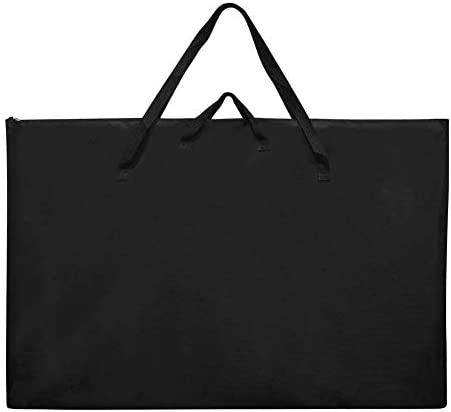 Art Portfolio case with Nylon Shoulder 24 X 36 Poster Board Storage Bag Light Weight Waterproof product image