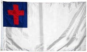 product image for Christian Flag 6X10 Foot Nylon