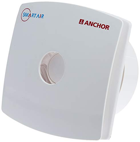 Anchor by Panasonic Smart Air 150mm Pipe Series Ventilation Fan (White)