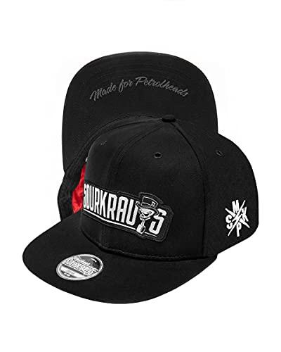 SOURKRAUTS Snapback Cap SK   Basecap in Schwarz in One Size