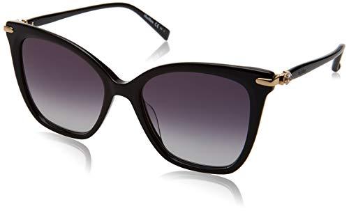 MaxMara MM Shine III Sunglasses, Black, 53 Womens