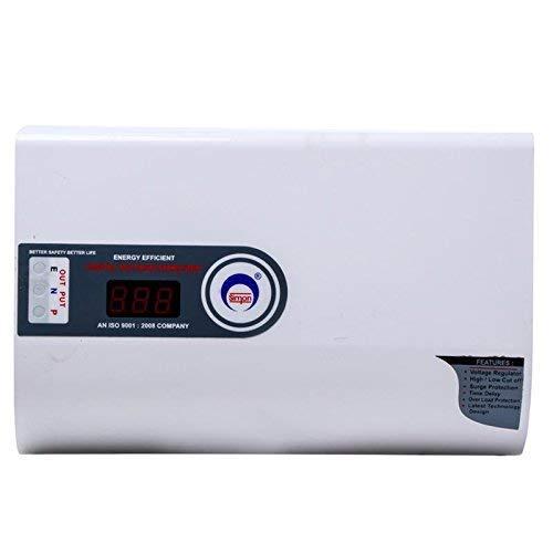 Simon 5 KVA Digital Voltage Stabilizer For AC (1.5/2 Ton) (160 V - 290 V)