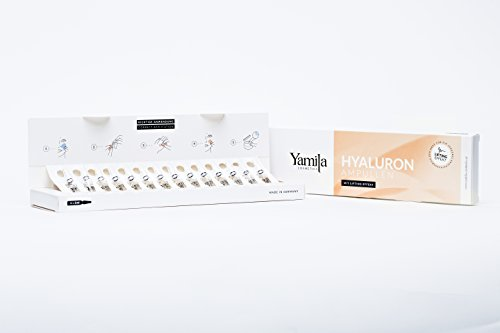 Ampollas de Ácido hialurónico con efecto lifting, 14unidades de 2ml de Yamila Cosmetics