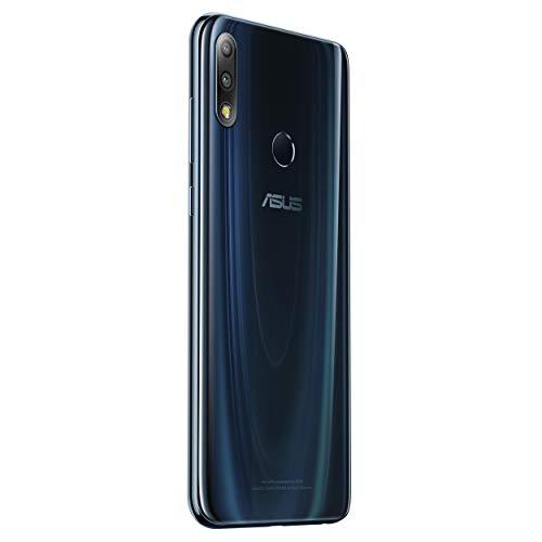 Asus, Zenfone Max Pro M2, Smartphone débloqué, 4G, (6,3 pouces, 64Go, 'Double Nano SIM plus MicroSD',Android 8.1 Pure Edition) Bleu nuit