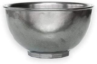 pewter soup bowls